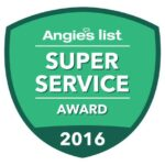 2016 Super Service Award in 5 Categories